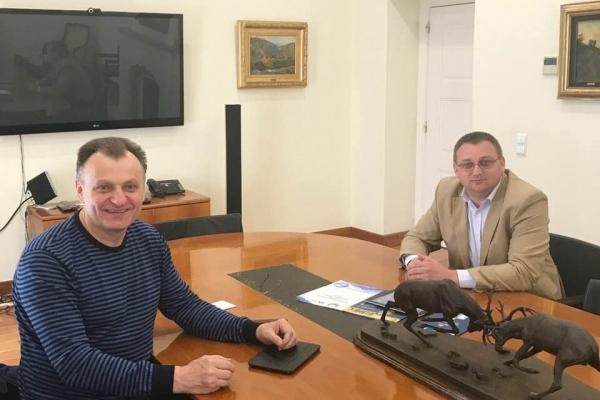 Тернопільщина співпрацюватиме з Португальсько-українською торговою палатою