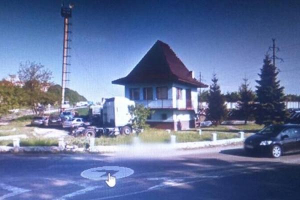 При в'їзді в Тернопіль більше не буде звалища автохламу