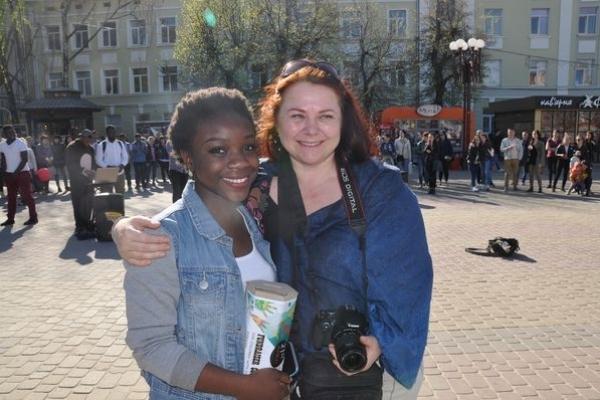 Участь у благодійному концерті в Тернополі на підтримку хворих дітей взяли іноземні студенти