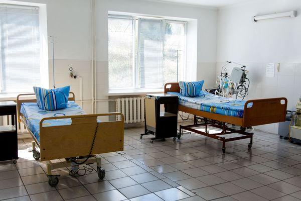 У тернопільській лікарні №2 оновили м'який інвентар (Фото)