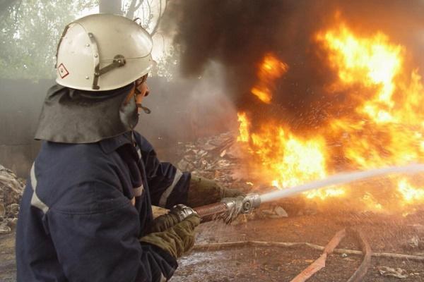 Пожежа у Тернополі