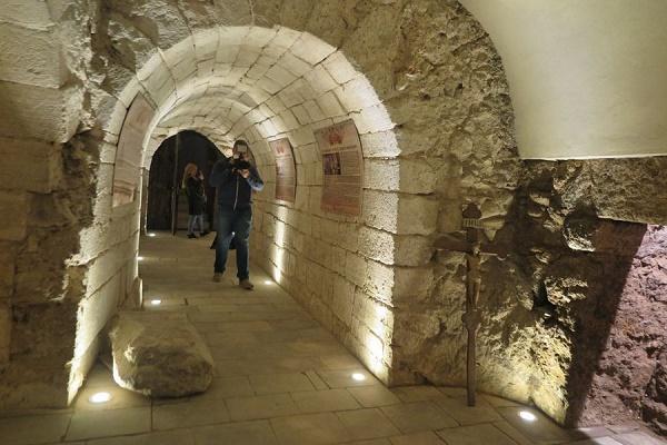 До відновленого унікального підземного світу тернопільської Катедри незабаром впустять туристів (Фото)