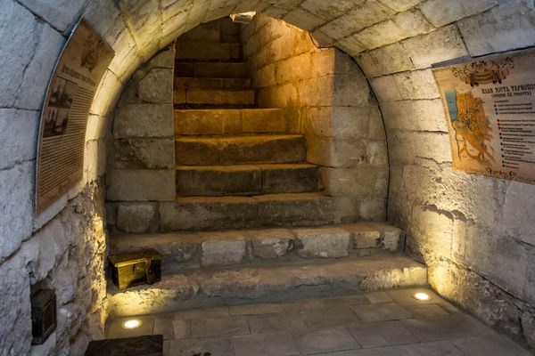 У Тернополі відкрили унікальний музей-крипту в Архикатедральному Соборі (Фото)