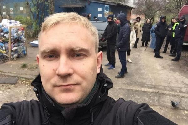 Громадського активіста Олексія Станька відпустили під домашній арешт