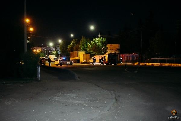 В Тернополі на АЗС стався витік газу: міг постраждати житлоловий район