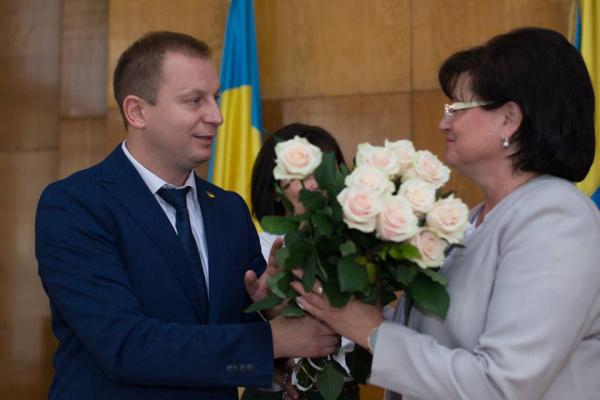 Представили голову Чортківської районної держадміністрації на Тернопільщині