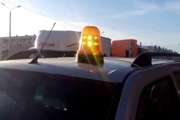 На Тернопільщині п'яний водій влаштував шоу (Відео)