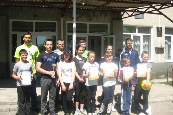 На Тернопільщині пройшов ІІ етап фізкультурно-патріотичного фестивалю «Козацький гарт 2018»