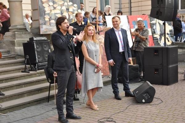 Проект «Під зорею Пінзеля» презентуватимуть на сході України
