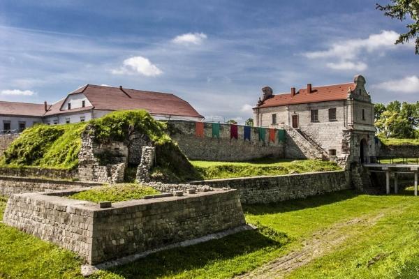 Збаразький замок – місце, де варили пиво