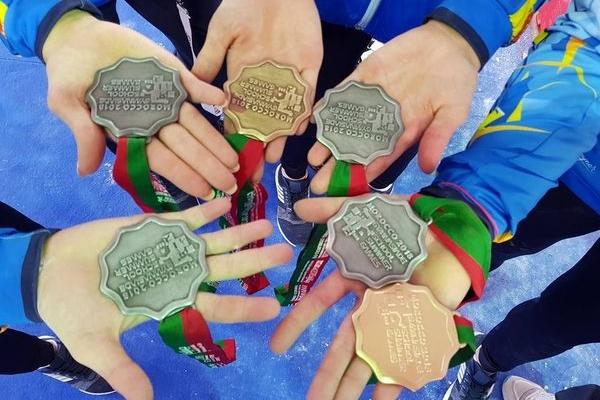 Гімнастка тернополянка здобула золоту медаль на VII Всесвітній гімназіаді у королівстві Марокко