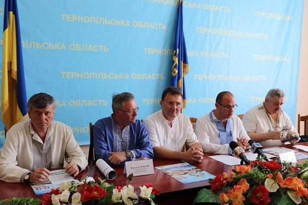 На Х Всеукраїнському фестивалі «Цвіт вишиванки»  планується встановити рекорд України (Програма)