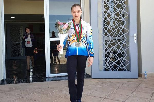 Тернопільська спортсменка здобула дві золоті та одну срібну нагороди на Всесвітній Літній Гімназіаді у Марокко