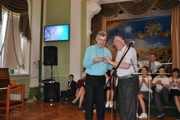 Тернопільські гімназисти презентували травневі «Павуляківські читання»
