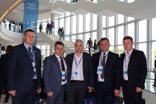 Віктор Овчарук: «У Кракові усі мали можливість побачити реальні напрямки міжрегіонального і транскордонного співробітництва»