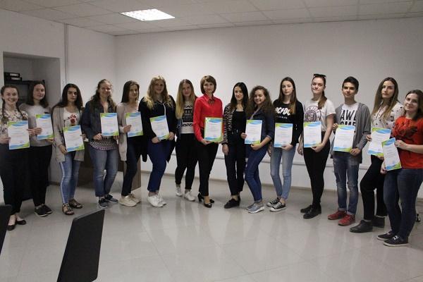 Відбулось нагородження волонтерів проекту «Переклад онлайн курсів»