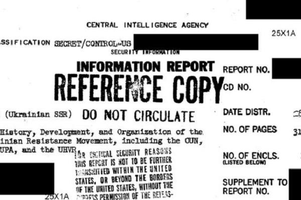 ОУН не співпрацювала з нацистами, а УПА стала однією з найпотужніших армій опору – висновки таємного звіту ЦРУ