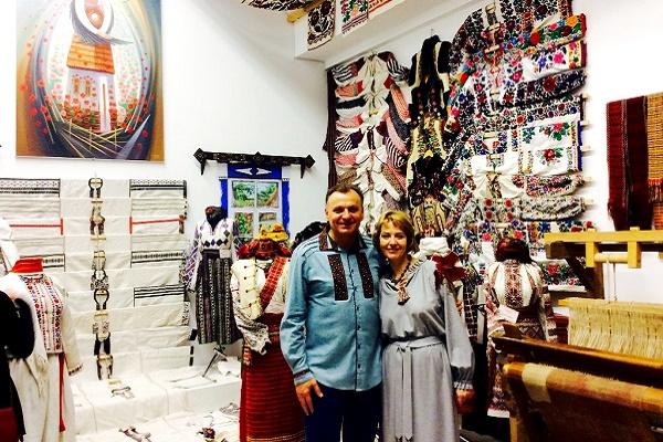 Тернопільська етногалерея «Спадок» візьме участь у дипломатичному прийомі з нагоди Дня вишиванки