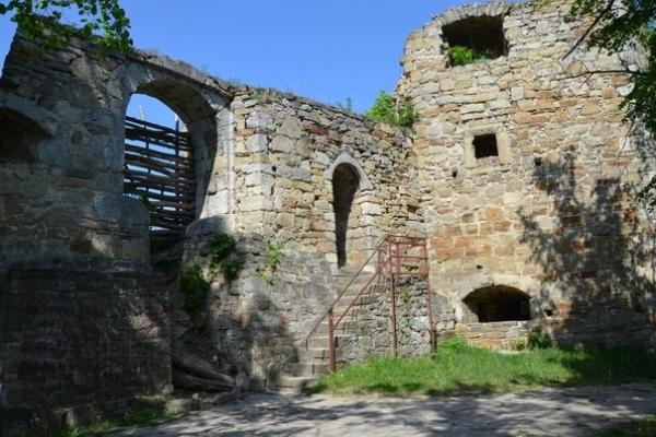 Відеоекскурсія Теребовлянським замком на Тернопільщині