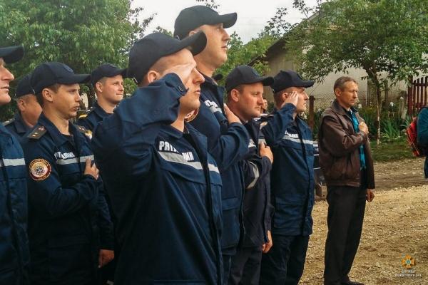 В селі Лопушне на Кременеччині відтепер є своя пожежна команда