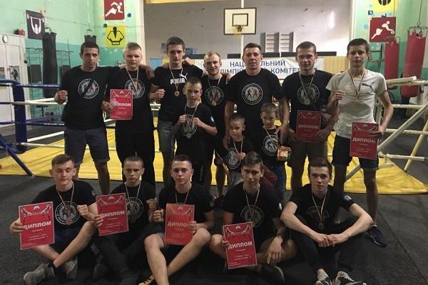 Тернопільські спортсмени довели свій професіоналізм у Івано-Франківську