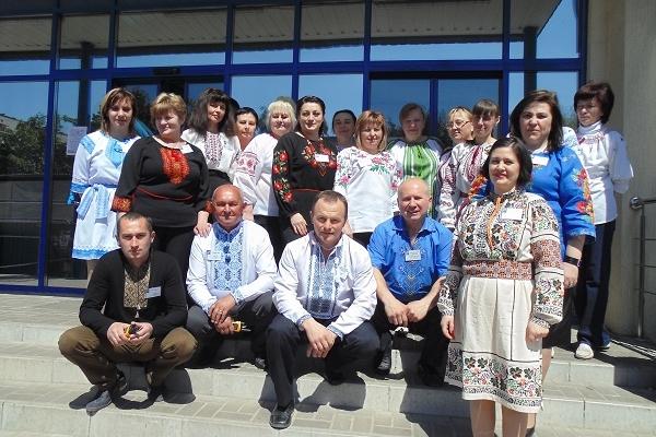 У Тернополі — День вишиванки з «АТБ»