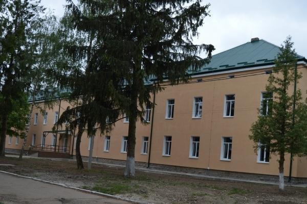 На Тернопільщині введено в експлуатацію житловий комплекс для 125 військовослужбовців-контрактників окремої артилерійської бригади ОК «Захід»