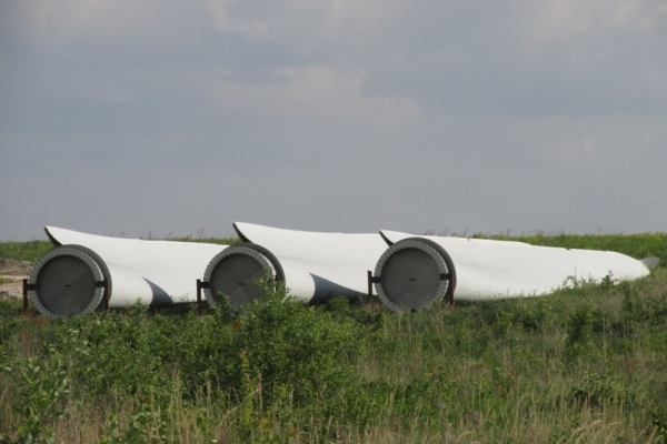 Вітрова електростанція вже у червні 2018 з'явиться на Тернопільщині (Фото)