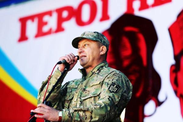 Володимир Стаюра – це людина-легенда, справжній лідер і провідник, за яким йшли люди