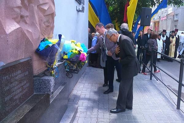 У Тернополі вшанували пам'ять жертв політичних репресій
