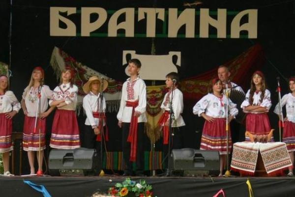 На Тернопільщині вже втринадцяте відбудеться мистецько-краєзнавчий фестиваль «Братина» (програма)