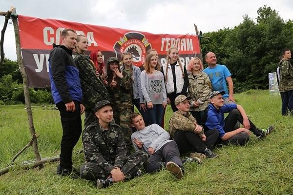 Теренова гра «Легенда УПА» вкотре об'єднала сотні школярів з Тернопільщини (Фоторепортаж)