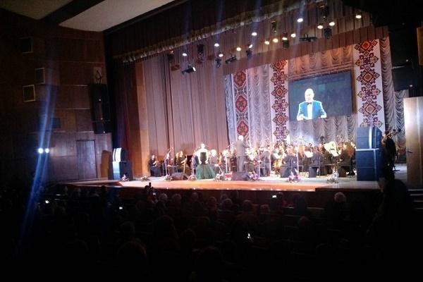 Тернопільське музичне училище відсвяткувало свій 60-річний ювілей (Фото)