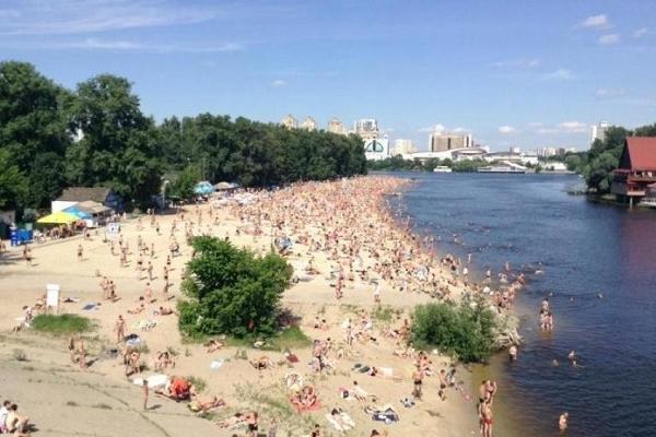 На київських пляжах виявили страшну інфекцію