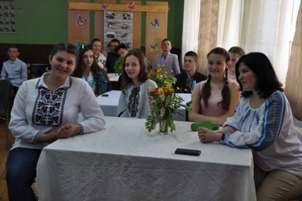 Пізнавально-краєзнавчий відео проект презентували школярі у Великогаївській школі