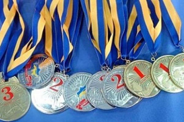 Спортсмени з Тернопільщини виступили на Всеукраїнській спартакіаді «Повір у себе»