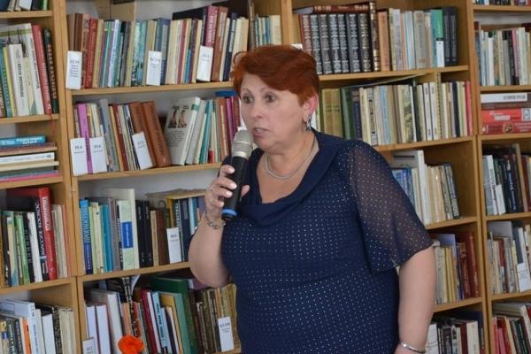 Творча зустріч в Теребовлі з поетесою Патара Бачіа (Фото, відео)