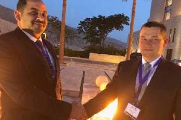 Нардеп із Тернопільщини допомагає укріпляти політично-економічні відносини з Йорданією