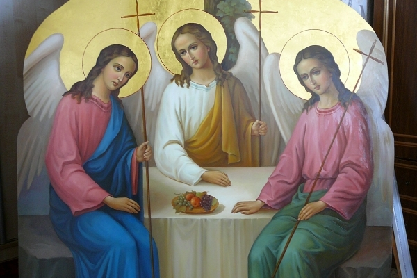 10 речей, які ви маєте дізнатися від священика про Пресвяту Трійцю