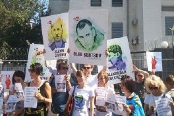 У Тернополі пройде акція на підтримку в'язня режиму Путіна