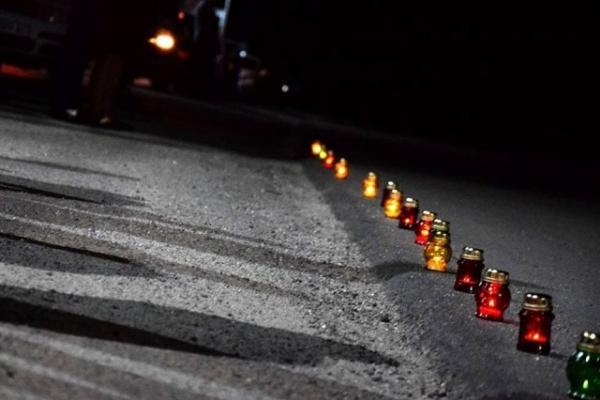 Тернополяни на колінах зустрічали загиблого «альфівця» Руслана Муляра (Фото)