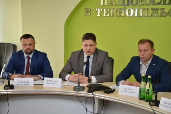 На Тернопільщині призначили нового начальника міграційної служби