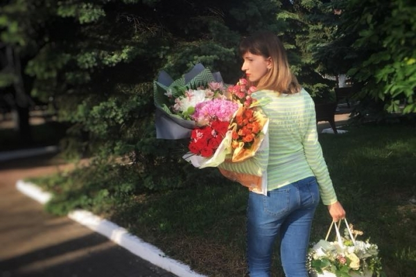 Оксана Кузьменко: «Я вирішила зробити Підволочиську подарунок»