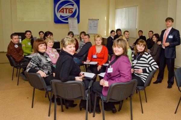 «АТБ» стимулює зростання престижу торговельних професій