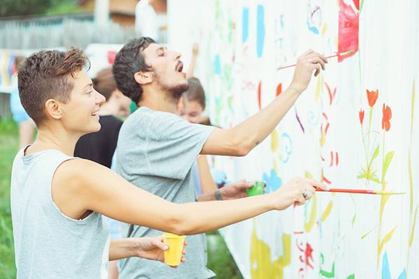 У рідному селі наймолодшого Героя Небесної Сотні Назарія Войтовича відкриють резиденцію для молодих митців