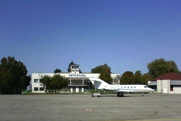 Тернопільський аеропорт можна орендувати навіть за гривню (Відео)