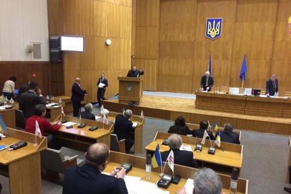 Депутати облради дали «зелене світло» створенню громад