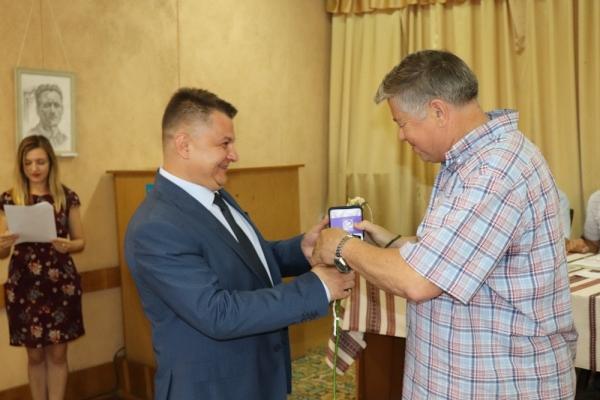 У Тернополі вітали журналістів напередодні їхнього професійного свята (Фото)