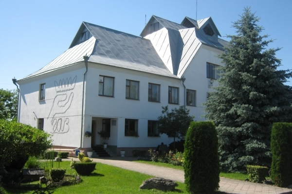 Шумське газове господарство на Тернопільщині вражає естетичним оформленням за європейськими стандартами (Фоторепортаж)