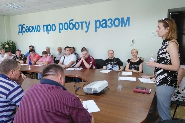 У Тернополі пропонують роботу, у тому числі й особам з інвалідністю